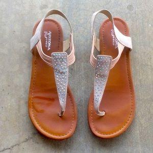 Arizona Jean Company studded Sandals❤️❤️